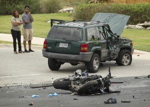 Motorcycle Accident Lawyers in Redding